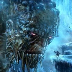 God of War Concept Art Featuring Andy Park
