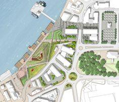 New Shore Park Design Competition - Landscape Architecture - Optimised Environments