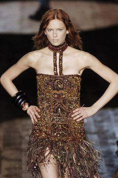 Roberto Cavalli Ready-to-Wear Spring / Summer 2005