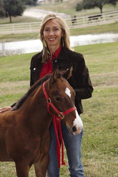 My idol Charmayne James   The best barrel racer ever!