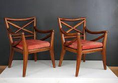 Clara Porset Totonaca Chairs