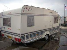 caravan LMC luxus 470RD