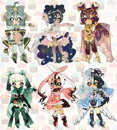 CLOSED: ADOPTABLE AUCTION by Lolisoup.deviantart.com on @DeviantArt