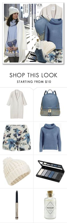 """""""*Secret Fashion Tips"""" by breathing-style ❤ liked on Polyvore featuring Monki, Diesel Black Gold, MICHAEL Michael Kors, ONLY, Accessorize, Isadora, By Terry, Stuart Weitzman and Amica"""