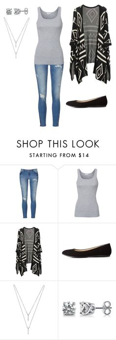 """""""Sans titre #893"""" by syl-styles ❤ liked on Polyvore featuring mode, Splendid, Charlotte Russe, BCBGeneration et BERRICLE"""