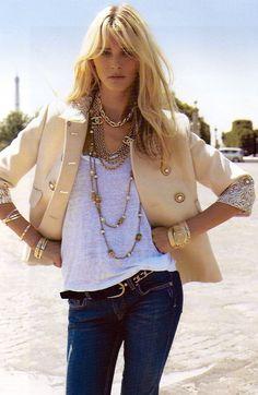 Chanel style love it,