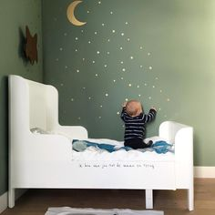 Baby Bedroom, Baby Boy Rooms, Little Girl Rooms, Kids Bedroom, Baby Room Design, Nursery Room Decor, Room Themes, Kids House, Decoration