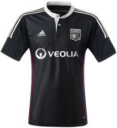 Olympique Lyonnais 2014-15 adidas Third