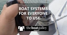 If someone gets injured or ill -- or just has to be away from the boat for some reason -- someone else aboard is going to have to step up. But can they?