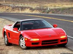 1991 Acura NSX - One of my favorites