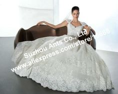 Find More Wedding Dresses Information about Wedding Dress 2014 Scalloped Neck with Cap Sleeves with Detachable Beaded Belt Backless Wedding Dresses WB1491,High Quality dress pants for short women,China dresses long for party Suppliers, Cheap dress shoes size 15 from Perfect Weddings on Aliexpress.com