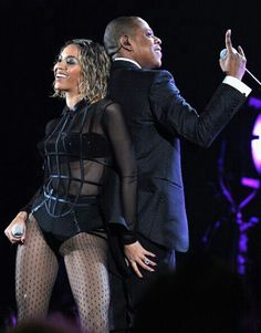 Beyoncé & Jay Perform Drunk In Love At The Grammys 2014
