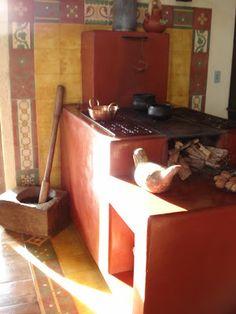 Restauração de Móveis de Época : Fogão à lenha