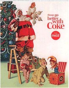 Coca-Cola Christmas Ads                                                                                                                                                                                 More