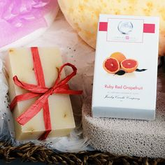 Ruby Red Grapefruit Jewelry Soaps | Jewelry Candles - Jewelry In Candles  Tangy, tart, and sweet! Straight from southern California, the sunny, clean and sweet fragrance of ruby red grapefruit is sure to please!