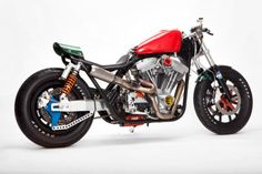 BY CHURCH OF CHOPPERS #motorcycles #caferacer #motos | caferacerpasion.com