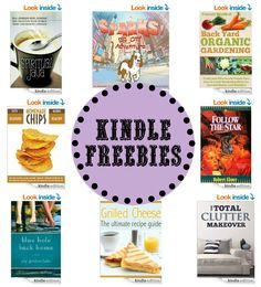 16 Kindle Freebies: Edible Crafts For Kids, Math Anywhere, Mason Jar Meals, & More!