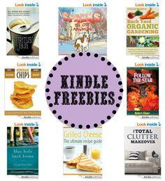 16 Kindle Freebies: Edible Crafts For Kids, Math Anywhere, Mason Jar Meals, & More!