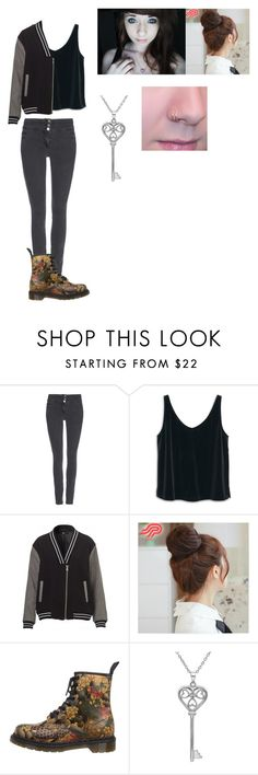 """""""~Mhmm~"""" by kawiwi on Polyvore featuring beauty, Wallis, MANGO, Pin Show, Dr. Martens and Amanda Rose Collection"""