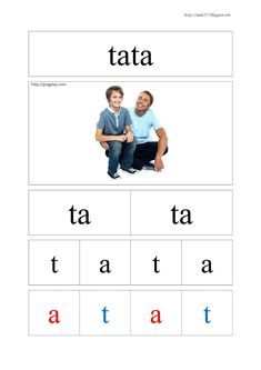 Speech Language Therapy, Speech And Language, Kids Reading, Math Centers, Special Education, Montessori, Preschool, 1, Letters