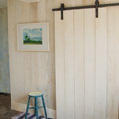 Image of The Vermont Barn Door Kit (matt black)