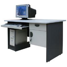 HP204SHL | Bàn làm việc văn phòng HP204SHL | Bàn máy tính Hòa Phát HP204SHL