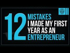 Online Marketing Master: 12 Mistakes I Made My First Year as an Entrepreneu. Food Business Ideas, Business Planning, Business Tips, Marketing Quotes, Business Marketing, Online Marketing, Business Funding, My First Year, How To Attract Customers