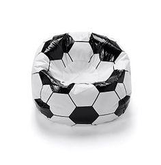 Soft Creative Soccer Ball Design Bean Bag Chair | CASA NOVA | Pinterest | Bean  Bag Chair, Bean Bags And Men Cave