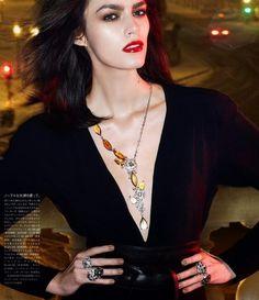 Patrycja Gardygajlo - Vogue - ph Rene Habermacher - #lexeecouture    http://lexeecouture.tumblr.com/archive  http://www.pinterest.com/lexeecouture123/pins/
