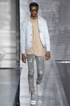 John Elliott Spring-Summer 2017 - New York Fashion Week Men's
