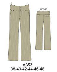 pantalones Crochet Drawstring Bag, Dress Sewing Patterns, Different Patterns, Khaki Pants, Jeans, Clothes, Dresses, Design, Fashion