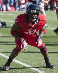Linebacker Solomon Tentman was told he'd probably never play football again. Twenty months later he's the starting middle linebacker for the Cincinnati Bearcats.