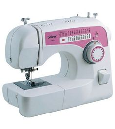 Brother XL-2610 Free Arm Sewing Machine. This might make a good travel machine.