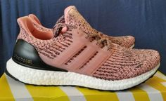 c92623b0b0624 Adidas (W) Ultra Boost 3.0 Still Breeze Pink Salmon S80686 US Sz 9 READY TO  SHIP