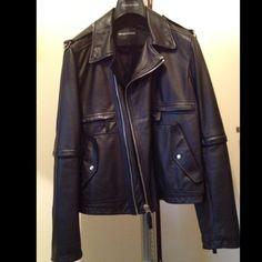 Leather Jackets are a wardrobe staple, fellas.