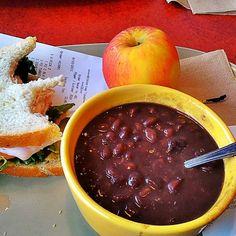 Panera Bread Black Bean Soup Recipe - MasterCook
