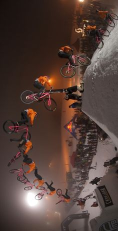 That's a Flip Double Tailwhip to you and me. #bike http://win.gs/1cogeFR Picture of Pavel Alekhin by Christoph Laue