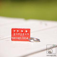 Piccumitta-Tiny Needle gauge (EUR). $4.60, via Etsy << An AM fave/wishlist #makenext #stars5. Make Medium and Large sizes as well. OHH! YH!