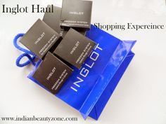 Inglot Haul and ShoppingExperienceHello Beauties,Happy Sunday to you all, Inglot is my favourite brand and I have shopped with them last year already in my city's Inglot store. Here in Chennai we have an Inglot store at Express Avenue mall. I came to know about this store through my fellow bloggers