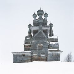 amazing collection of photo's of russian wooden churches