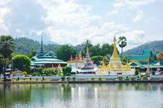 Wat Jong Kham and Wat Jong Klang - http://mychiangmaitour.com/wat_jong_kham_wat_jong_klang/?http://mychiangmaitour.com/