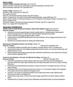 Sample Research Scientist Resume - http://exampleresumecv.org/sample-research-scientist-resume/