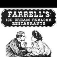 Farrell's. There was one in Cincinnati on Kemper in the coooool Casenelli Square. The waiters would sing to you in their 1900's cop outfits. You could get a giant sundae that your whole table shared. You also then shared various viruses with your whole table. It was all very disturbing.