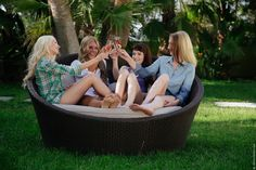 Aimee Ryan, Anjelica, Linda S, Nancey - Let's Get The Party Started | 18 Only Girls