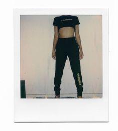 OG TOMBOY LOGO SWEATS — S H A L A I Slim Joggers, Staple Pieces, Aesthetic Fashion, Fashion Killa, Tomboy, Capital Steez, Trending Fashion, Fashion Trends, Fall Outfits