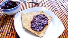This simple, three ingredient Raw Blueberry Spread will brighten your day!  (Vegan, Raw Food, Gluten Free, No Refined Sugars)