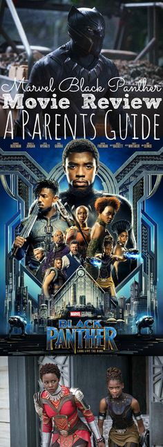 Are you thinking about bringing your kids to see Marvel's, Black Panther? Well, I have your Black Panther Movie Review with A Parent's Guide in mind. Is it safe for kids? Today I'm sharing my honest opinion and review of Marvel's Black Panther with no spoilers. - simplytodaylife.com via @SimplyTodayLife