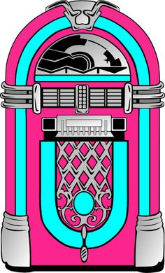 Jukebox Clipart - ClipArt Best