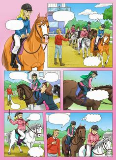 Secuencias en Fuga: Paardenvriendinnen. Dolo Okecki. Holco publication... Sequencing Cards, Story Sequencing, Speech Language Therapy, Speech And Language, Harry Potter Lock Screen, Bd Art, Language Lessons, Picture Story, Writing Skills
