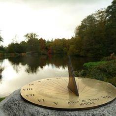 LandLove - Online - Win a personalised sundial!